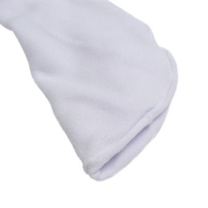 WHITE HEAD COVER U-SHAPE CAPELLA  /  ASTRA