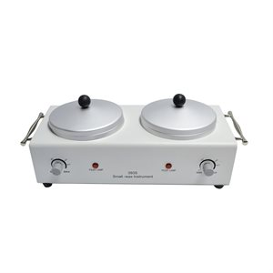 **DOUBLE WAX HEATER